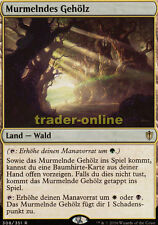 Murmelndes Gehölz (Murmuring Bosk) Commander 2016 Magic