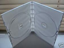 Case: DVD / CD - 1 - For 2 Discs  White