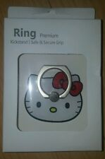 IRING PHONE STENT Kickstand Grip Reusable Hello Kitty