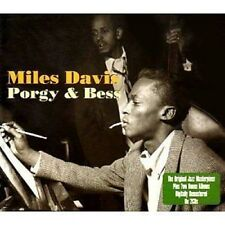 Miles Davis Porgy & Bess/New Miles Davis Quintet/Blue Haze 2-CD NEW SEALEDJazz