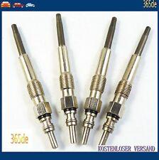 4x Glühkerze 025020202 Für N 101 401 05 Komplettsatz 4-Zylinder Für Audi NEU