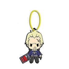 Persona 4 Kanji D4 Rubber Key Chain Anime Licensed NEW