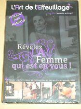 DVD RARE / SECRETS DU STRIP TEASE / L'ART DE L'EFFEUILLAGE / NEUF SOUS CELLO
