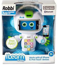 ILearn 'N' Play Robbi Hand Held Game for iPhone / ITouch - FREE Apps