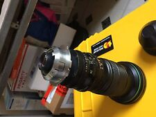 Canon 7-56mm  zoom lens Arri  Arriflex PL  Red Blackmagic