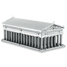 Parthenon 3D-Metall-Bausatz Silver-Edition Metal Earth 1059