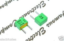 10pcs - WIMA FKP2 3300P (3300PF 3.3nF 3,3nF 3n3F) 63V 2.5% pitch:5mm Capacitor