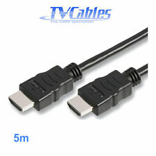 5m HDMI Cable High Speed with Ethernet Full Copper 1080p and 2160p 4k x 2k