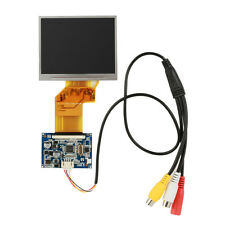 "New 3.5 "" TFT LCD Display 240x320 RGB LCD Display Module Kit Supports Multi-Role"