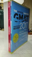 BRAND NEW - The Official Guide to the GMAT Review 2017 Bundle Package - Wrapped