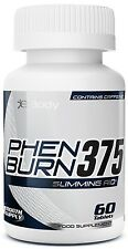 PhenBurn 375 Strong Diet Pills | Phentramine Replacement | Best Fat Burners