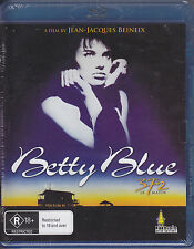 Betty Blue - New & Sealed All Regions Blu-ray Beatrice Dalle Jean-Hugues Anglade