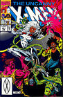 Uncanny X-Men #291 signed by Scott Lobdell NM