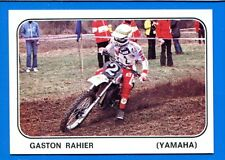 MOTO SPORT - Panini 1979 - Figurina-Sticker n. 177 - GASTON RAHIR -New
