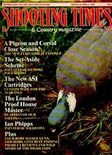 Shooting Times & Country Magazine - March 30 - April 5 1989