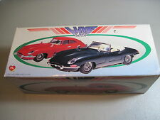 Luxe Car - Jaguar Tin Friction Powered Car MF342