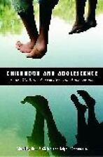 Childhood and Adolescence: Cross-Cultural Perspectives and Application-ExLibrary