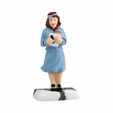 Dept 56 CITC First Class Flight Accessory 4030354 NEW Christmas in the City D56