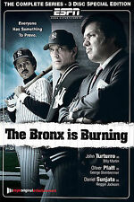 The Bronx is Burning (DVD, 2007, 3-Disc Set) NO CASE