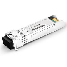 HPE TippingPoint JC860A Compatible 10GBASE-LR SFP+ 1310nm 10km DOM Transceiver