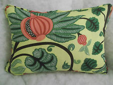 "MAHARANI BY OSBORNE & LITTLE OBLONG CUSHION  20"" X 14 ""(51 CM X 36 CM)"