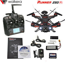 Walkera Runner 250 R Advance GPS RC Quadcopter DEVO 7+800TVL HD Camera OSD RTF