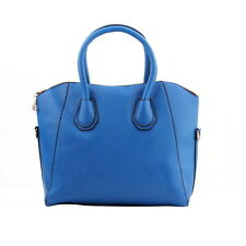 New Women Handbag Fashion Shoulder Bags Tote Purse Frosted PU Leather Bag QK
