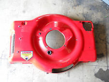 """Used Snapper 22"""" Steel Mower Deck 7600156YP with washout port"""