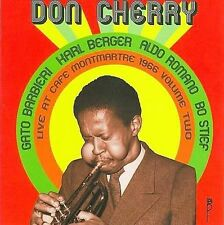 Live at Cafe Montmartre 1966, Vol. 2 [Slimline] by Don Cherry (Trumpet) (CD,...