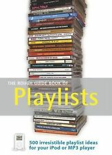 Rough Guides - Rough Guide To Playlists (2005) - Used - Trade Paper (Paperb