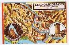 figurina TUTTA ITALIA FOL. BO SERIE NUMERO 1 NEW N. 243 LIRI GARIGLIANO