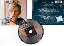 """NINO FERRER """"Satanée Mirza !"""" (CD) 1987"""