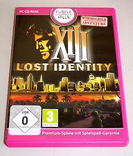 XIII: LOST IDENTITY PC DEUTSCH Wimmelbild 13