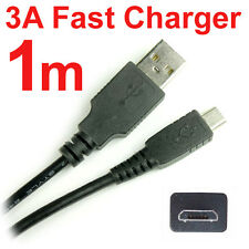 "1m High Speed Fast Charge Only Charger Cable for HP TouchPad 9.7"" Android Tablet"