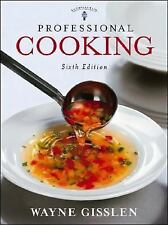 Professional Cooking, College Version, Wayne Gisslen, Acceptable Book