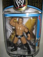 WWE The Rock wrestling figure Classic Superstars aaa wcw toy chase ljn nwo nxt