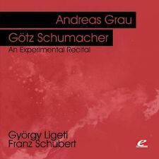 Ligeti & Schubert: An Experimental Recital - Andreas & Gotz  (2013, CD NEU) CD-R