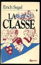 SEGAL ERICH LA CLASSE DE AGOSTINI 1985