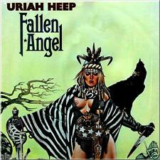 "URIAH HEEP ~ FALLEN ANGEL ~ 12"" VINYL LP ~ VINTAGE 1978 ALBUM ~ HARD ROCK"