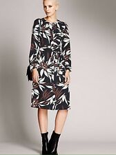 NEW Marks & Spencer's Autograph Shirt Dress Size 6
