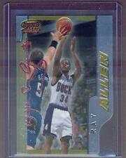 1996 96-97 Ray ALLEN Bowman's Best DIE CUT ROOKIE RC CELTICS BUCKS