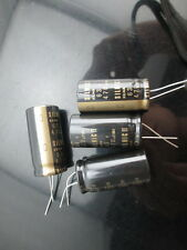 JAPAN 20PCS Elna Rfs silmic II 470uf 63V 470mfd audio Capacitor New diy HiFi