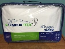 Tempur-Pedic Symphony Pillow Ergonomi, Sculpted Support Standard Size