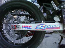 2 Renthal Shroud/Swingarm/Truck Decals Sticker Graphics