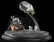 DRAGON 1/72 Apollo 11 Lunar Landing CSM Columbia LM Eagle Astronauts 50381