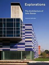 Explorations: The Architecture of John Ronan (New Voices in Architecture), Ronan