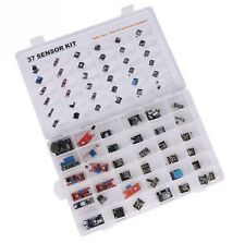 Ultimate 37 in 1 Sensor Modules Kit for Arduino & MCU Education User+ Free case