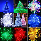 2/3/4/10/20M 20-200 LED String Fairy Lights Christmas Tree Party Wedding Decor