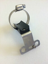 Commercial Diver / Mask Bracket 316SS/Delrin w Collar for housing 35mm DIA