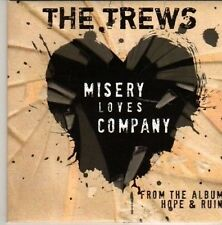 (CN523) The Trews, Misery Loves Company - 2011 sealed DJ CD